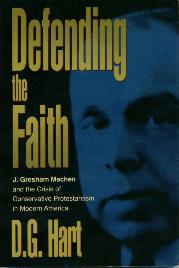 Defending the Faith book cover
