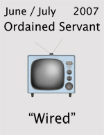 Ordained Servant Cover