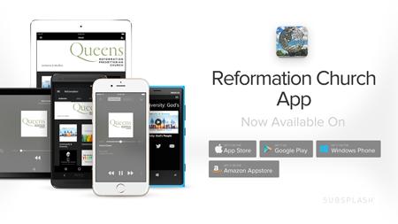 Reformation App