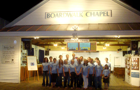 Boardwalk Chapel