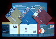 Worldwide Outreach Pocket Folder